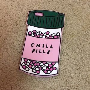 'Chill Pills' Case (Fits iPhone 6 Plus & 6s Plus!)
